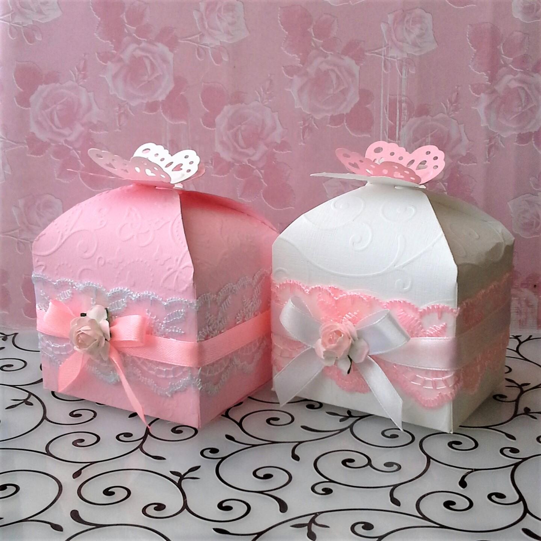 Коробочки для подарков гостям 30