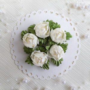 Цветы, веточки, листья