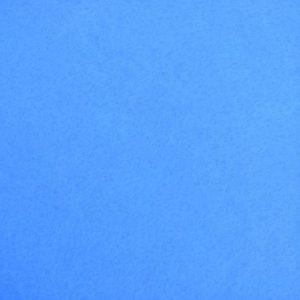 Набор Фетр жесткий, голубой, 60*70 см, 10 листов.