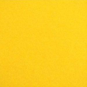 Набор Фетр жесткий, желтый, 60*70 см, 10 листов.