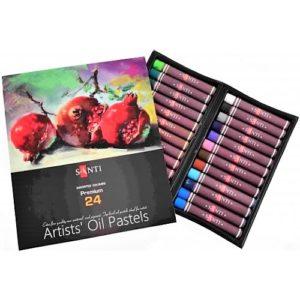 Пастель, карандаши