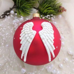 Декор Крылья ангела, гибкие, пара.