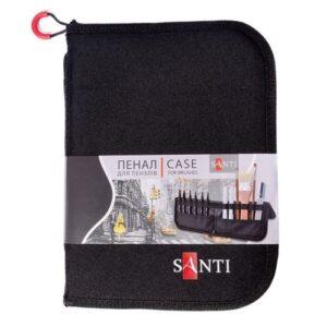 """Пенал–подставка """"Santi"""" для кистей, 260*200*35 мм."""