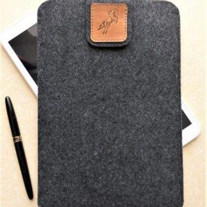 """Чехол из натурального войлока для планшета Samsung Galaxy Tab A 10.1''/10.5""""."""
