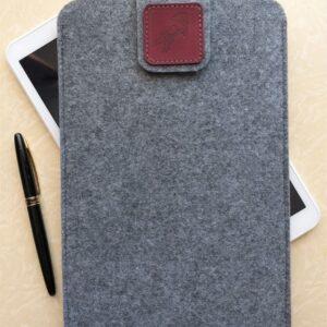"""Чехол из войлока и кожи для Apple iPad 9.7"""""""