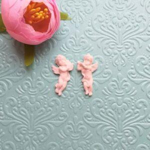 Ангелы маленькие гибкие, 1,5*3 см, пара.