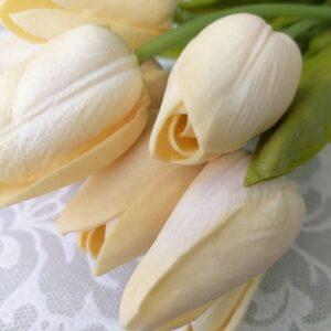Букет тюльпанов, 33 см, 9 шт.