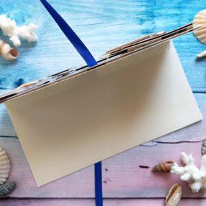 Морской денежный конверт